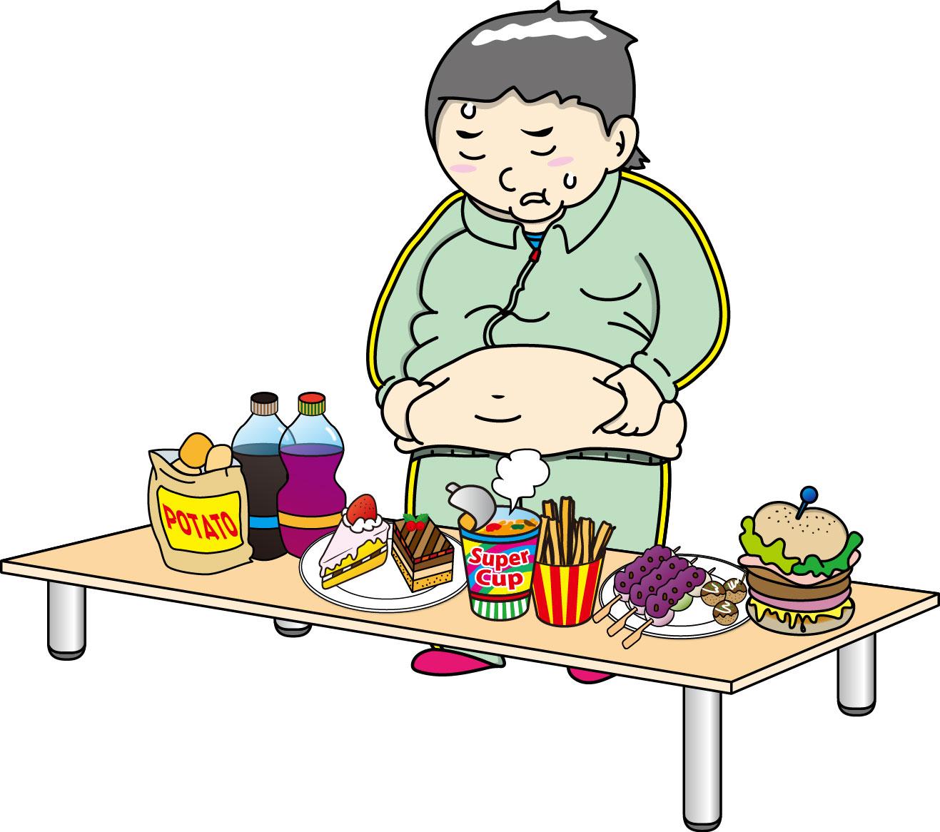 インスリン抵抗性の原因は脂肪。血糖値が下がらない恐怖