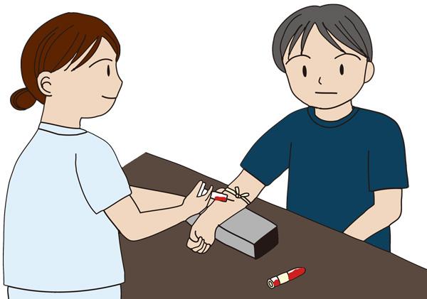 糖尿病の血液検査で空腹時血糖値が500。医師から緊急の電話